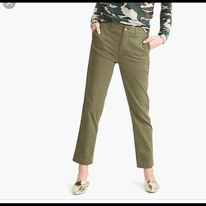 J. Crew Waverley City Fit Chinos
